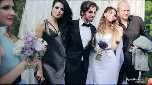 дантес и дорофеева фото свадьба