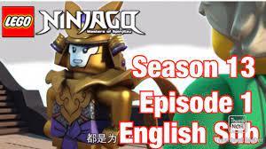Lego Ninjago Season 13 Episode 1   Shintaro ( English Sub ) - YouTube