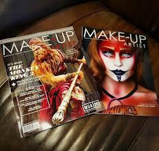 makeup artist magazine agne skaringa hollywood award winning makeup artist