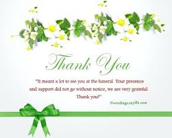 Thank You For Sympathy Card Sympathy Card From Coworkers Sympathy Thank You Notes Wordings And
