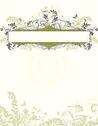 Beautiful Blank Invitation Templates Free Download Idea