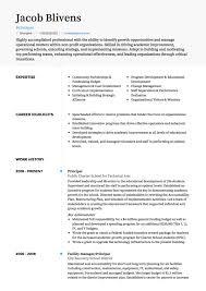resume teacher