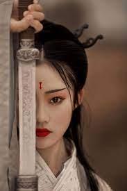 Pin by mari whitehead on aquarelle | Geisha art, Geisha, Female samurai