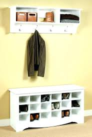 Entryway Coat Rack entryway coat rack and storage bench 100asydollars 96