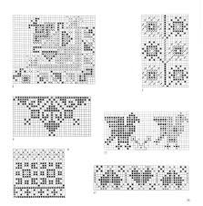 Embroidery Chart Croatian Embroidery Chart Embroidery Folk Embroidery