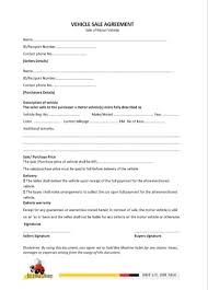 Email, download or print goods: Car Sale Purchase Agreement Forms In Kenya 5 Free Printable Templates Bee Mashine