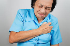 what you need to know about coronary heart disease   medical news     w  holding chest  chd can lead to a heart attack or cardiac