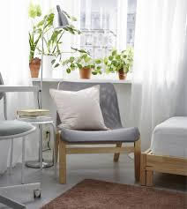 create a fortable area to relax with an easy chair a reading l and