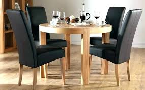 marvelous round table with leaf extension dining small oak and 6 chairs furniture antique oak pedestal dining
