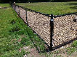 chain link fence bamboo slats. Image Of: Convert Chain Link Fence To Wood 4 Foot 6 Bamboo Slats