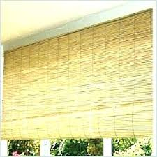 custom outdoor roller sun shades bamboo patio roll up blinds indoor window shade natural inch lightning outdoor blinds pull down shades custom