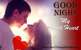 Latest Telugu Good Night Love Quotations And Images