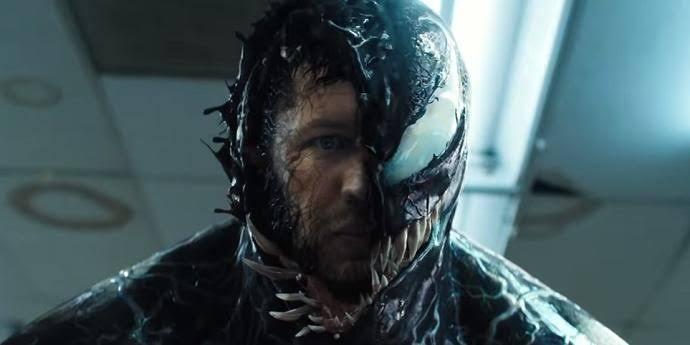 Eddie Brock as Venom (2018) | HD Edition Minecraft Skin