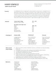 Librarian Resume Examples Magnificent Library Assistant Resume Sample Objective For With No Experience