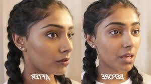 photo 2 of 8 everyday makeup tutorial for black women brown dark skin you beautiful light
