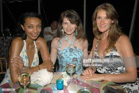 Bethlam Forsa, Joanna Stone and Meredith Fink attend Cocktail ...
