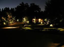 beverly park bella vista landscape lighting by artistic illumination