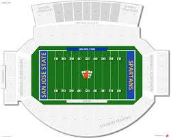 Cefcu Stadium San Jose State Seating Guide Rateyourseats Com