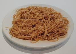 whole wheat pasta cooked. Exellent Pasta I Really Enjoyed The Texture Of Spaghetti Because It Wasnu0027t As U201cgrainyu201d  Your Typical Whole Wheat Pasta At Home We Usually End Up Mixing Our White  For Whole Wheat Pasta Cooked T