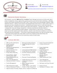 Awesome Pmp Resume Contemporary Simple Resume Office Templates