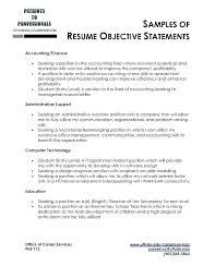 Objective For Education Resume Resume Objective Examples For Teachers Aide Career Statements