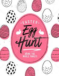easter egg hunt template church easter egg hunt flyer template template flyer templates