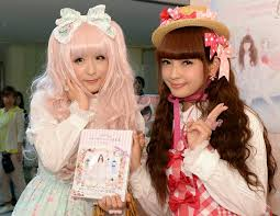Image result for japanese tourists doing kawaii
