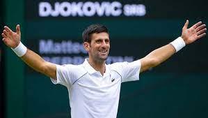 Wimbledon 2021: Mighty Djokovic joins ...