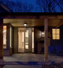 Porch Lighting Ideas Livingroom Exposed Beam Ceiling Living Room Wood Porch
