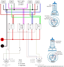 sport light wiring