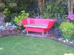 garden tub decorating garden bathtub