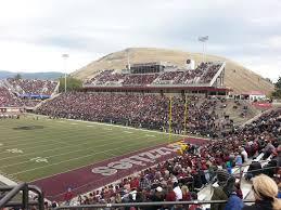 Washington Grizzly Stadium Montana Grizzlies Stadium Journey