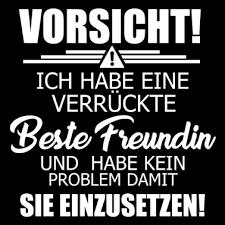 Beste Freunde Für Immer Frauen Premium T Shirt Spreadshirt