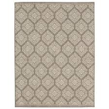 indoor outdoor area rugs home depot lovely taurus grey cream 10 ft x 13 ft area