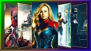 Superheroes Wallpapers HD 4K ...