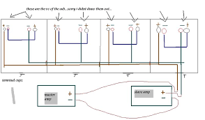 2 channel amp wiring diagram images amp wiring diagram dual wiring diagram for 2 amps and subs subwoofer