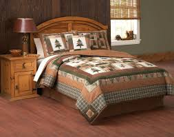 lodge bedding set cabin sets beddi on rustic quilts for cabins awesome bedding lodge comforter