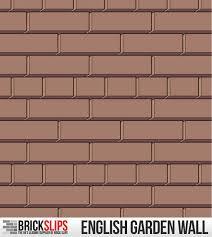 brick slip bonding laying patterns