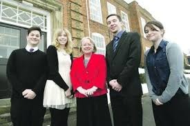 Trinity celebrates as it is named most improved school in the country |  Redditch Advertiser