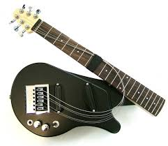 i think the snap dragon is the coolest travel guitar out there but it s not you have to order it from the uk and should expect to pay around 1 000