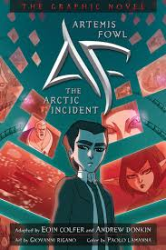 artemis fowl the arctic incident graphic novel ebook by andrew donkin eoin colfer