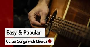 It's indeed a very very easy song for beginners. 51 Easy Guitar Chord Songs For Beginners Theguitarlesson Com