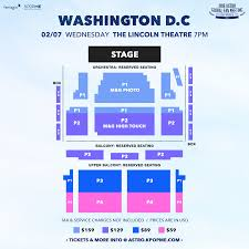 Exhaustive Lincoln Theater Washington Dc Seating Chart 2019