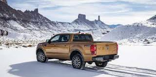 2019 Ford Ranger re-booted: Not the same small truck - Houston Chronicle