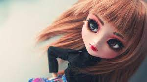Cute Doll 4K Wallpapers - Wallpaper Cave