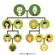 famiy tree family tree icons vector free download