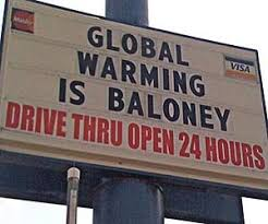Image result for climate change  billboards