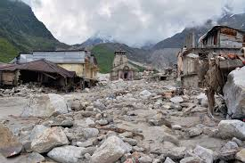 cover story the uttarakhand catastrophe man aggravated natural above the kedarnath temple c is pictured amid damaged surroundings by flood waters at rudraprayag in the himalayan state of uttarakhand 20