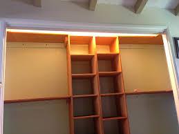 wonderful custom built closet organizer ana white based on one piece plywood gallery with image idea