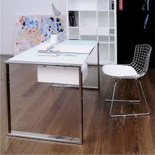 incredible unique desk design. White Minimalist Cool Unique Office Furniture Design Ideas Incredible Small Computer Desk And Chair C